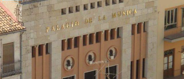 Retrato de Beethoven,1997. Bego Otero. Cine-Palacio de la música de Buñol (Valencia). España