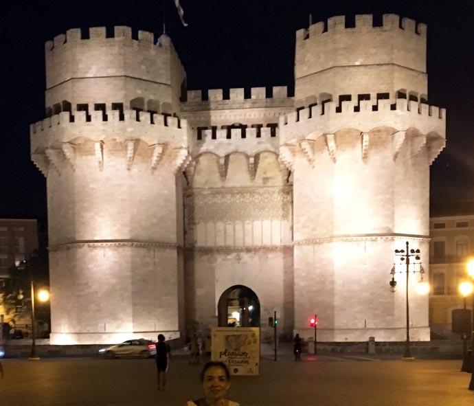 Torres de Serrano. Valencia