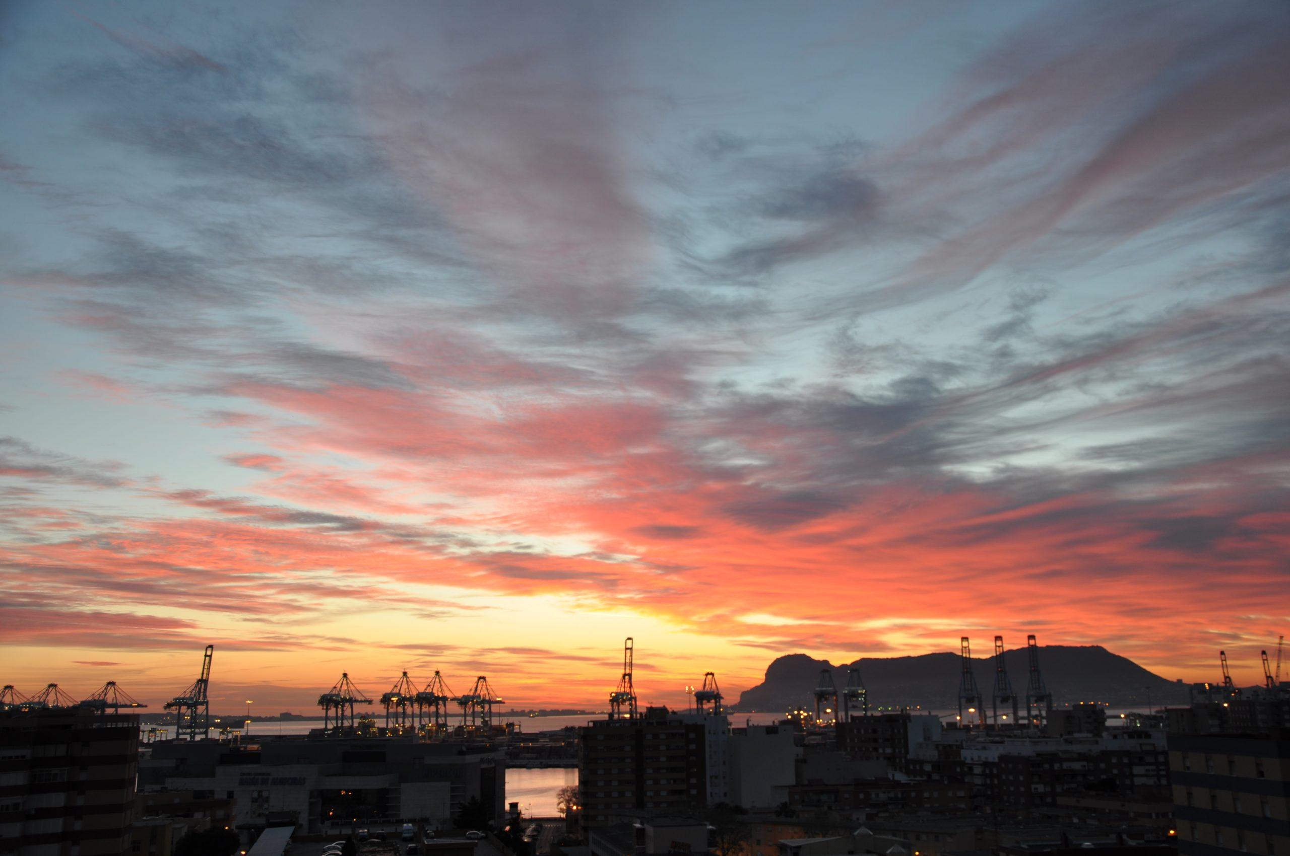 Bahía de Algeciras.Bego Otero